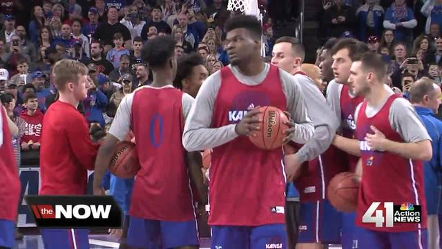 Kansas basketball: Quakers excited to face Jayhawks
