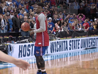 Azubuike a 'game-time' decision for NCAA opener