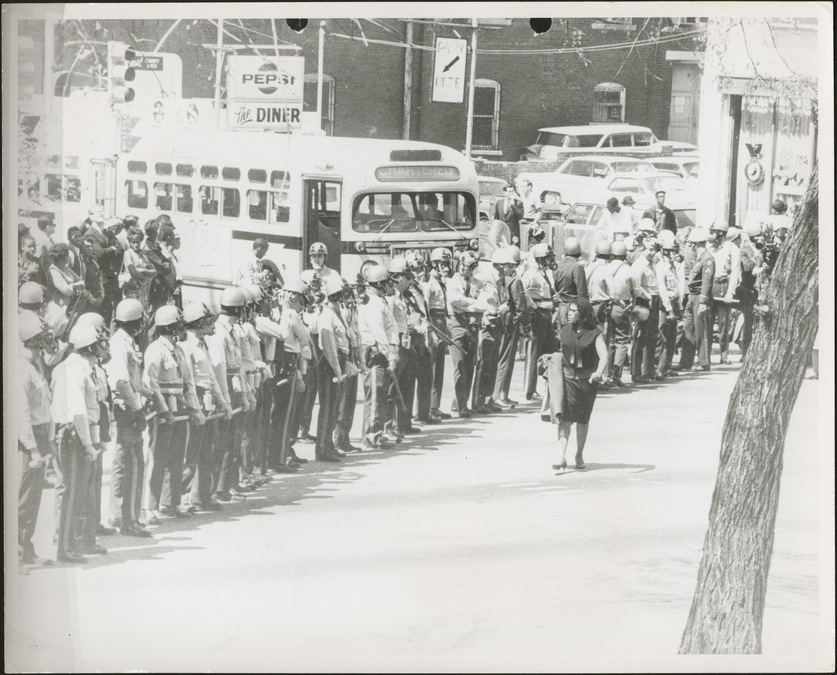 Image result for race riots 1960s kansas city mo