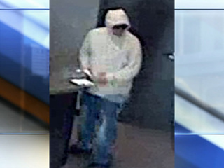 FBI looking for man who robbed KCMO bank