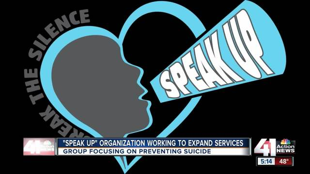 Group -Speak Up- working to expand services