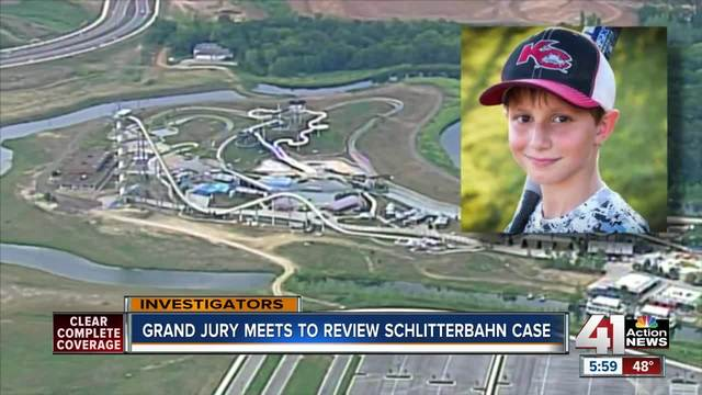 Grand jury meets to review Schlitterbahn case