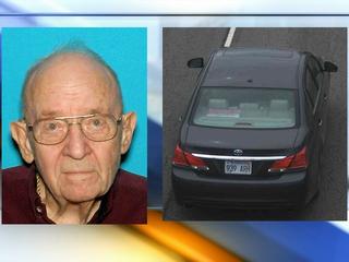 Lenexa PD says missing man found safe