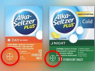 Bayer voluntarily recalling Alka-Seltzer Plus