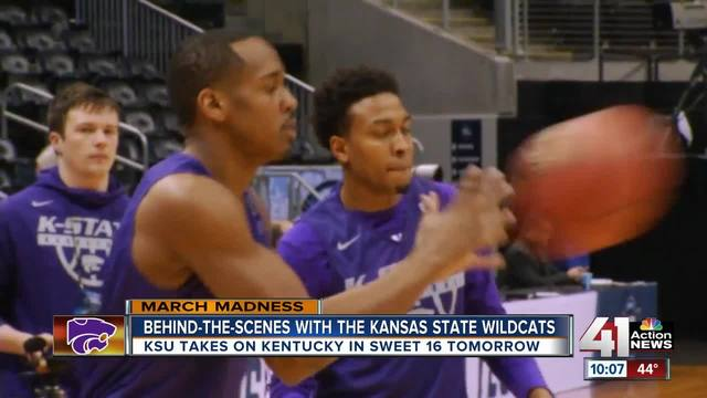 Meet the people who keep K-State looking sharp
