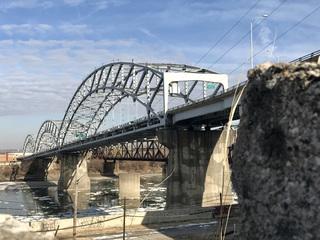Give your input on Buck O'Neil Bridge's future