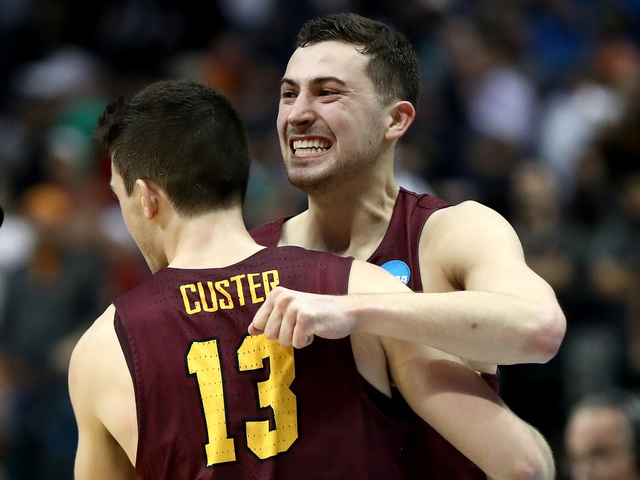 NCAA men's roundup: No. 11 seed Loyola-Chicago heads to Elite Eight