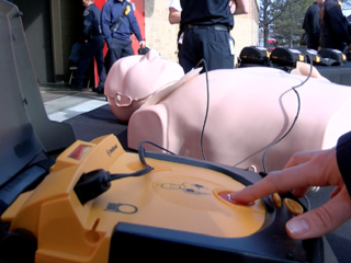 Firefighters train to save lives on, off-duty