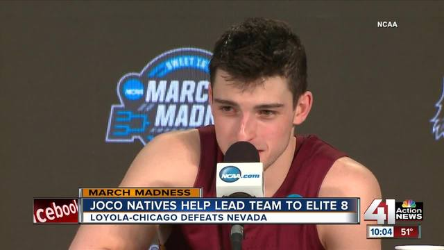 Cinderella story continues for Loyola — March Madness