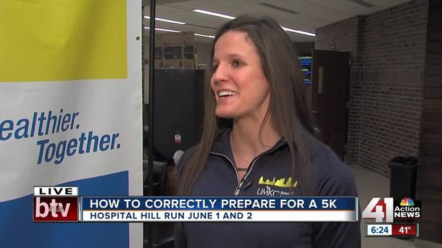 How to prepare for a 5K ahead of race season