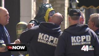 Police: Plaza package was full of energy drinks