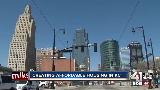 Compromise Passes In Deal To Bring More Apartments To Downtown Kansas City