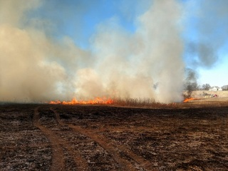 Controlled burns could lead to smoky skies