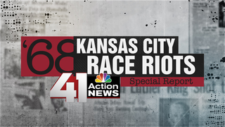 KSHB-TV looks back at Kansas City race riots