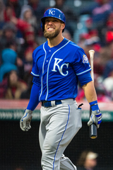 Alex Gordon lands on the 10-day disabled list