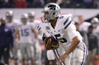 Quarterbacks show promise at K-State spring...