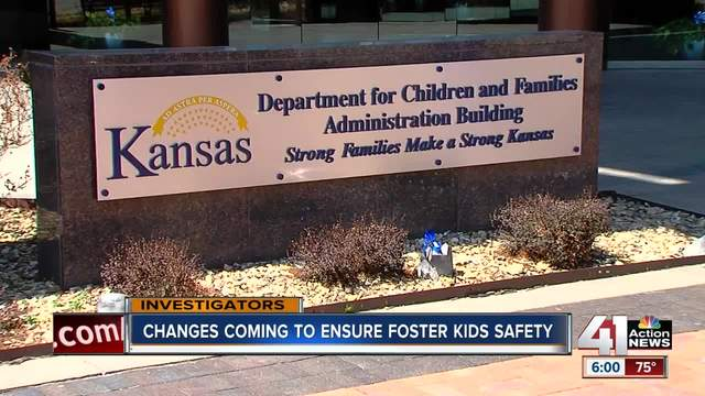Kansas DCF proposes hiring unlicensed workers for investigations