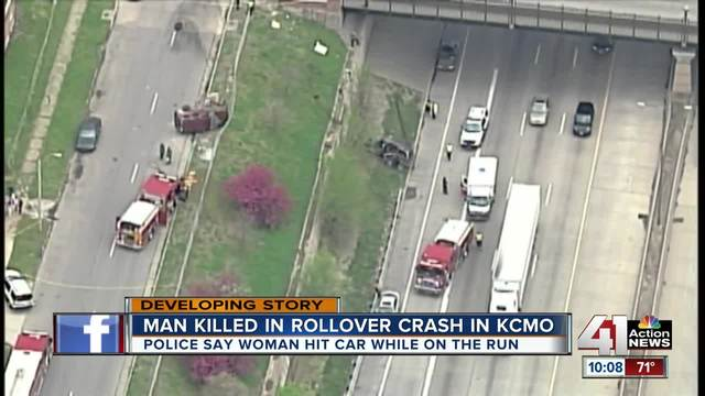 Man Dies Moments After Being Freed From SUV