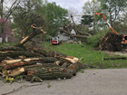 Raytown recovering after small tornado
