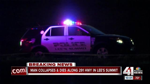 Lee's Summit police investigate homicide along I-470