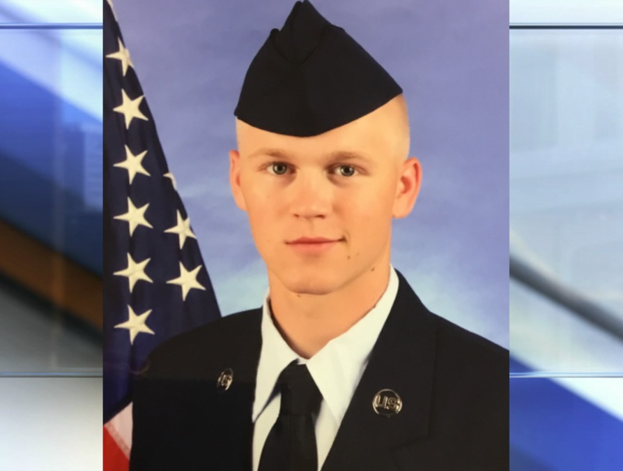 Air Force reservist fatally stabbed in Missouri road-rage incident
