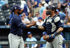 Rays Day ... Again; Tampa Bay sweeps Royals