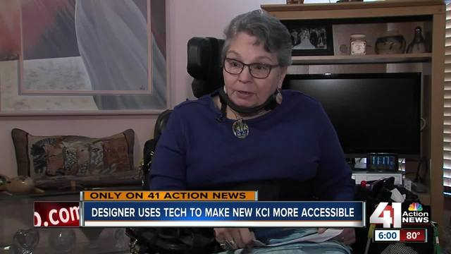 Designers dream of better accessibility at KCI