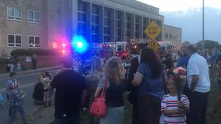 Raymore-Peculiar graduation evacuated