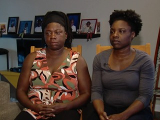 Women recall helping graduate after shooting
