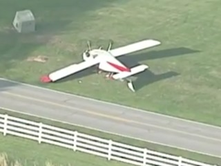 One person injured in plane crash in Clinton Co.