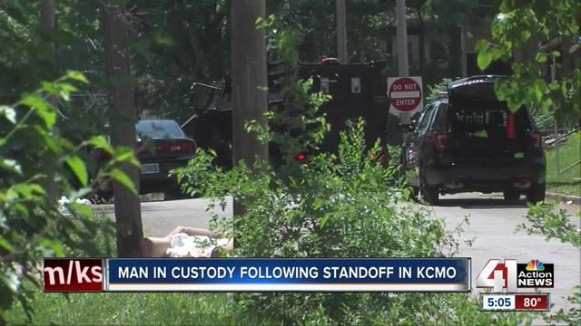 Man who allegedly threatened Jackson County deputy in custody