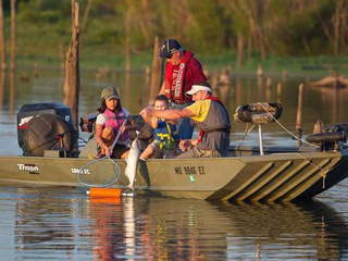 Fish in MO without a permit on Free Fishing Days