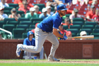 Butera delivers go-ahead RBIs for Royals in 10th