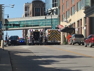 2 dead in downtown KC officer-involved shooting