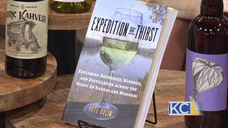 Author works with KC Breweries on Beer Series