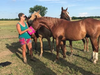 Slain Wyandotte County deputy loved kids, horses