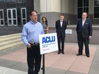 ACLU sues Kobach over voter privacy issues