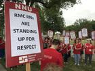 KC nurses picket over nurse-patient ratio