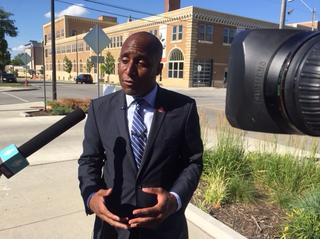 Quinton Lucas announces he's running for mayor