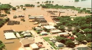 PHOTOS: Look back at the Flood of 1993 in KC