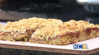Oatmeal Jam Bars from The Pantry KC