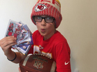 Viral: 10-year-old gets to meet Travis Kelce