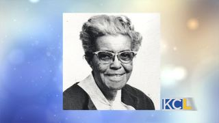 Learn about the life of Lucile H. Bluford