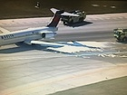 Delta flight lands at KCI after engine problem