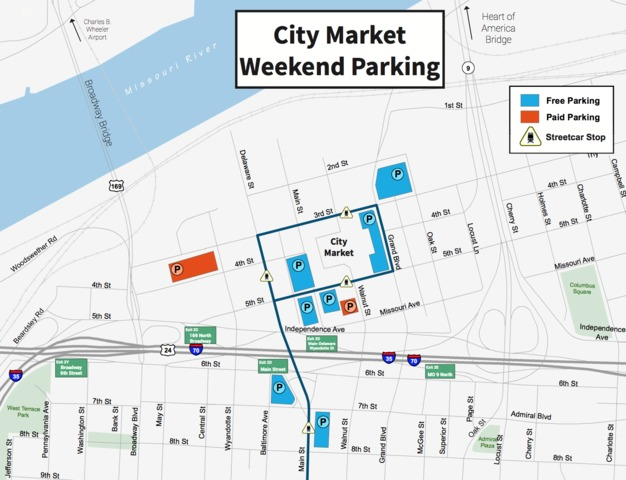 Increased enforcement, citations open up City Market lots