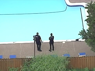 Authorities investigate death at OP pool