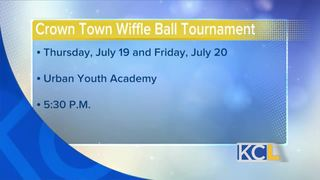 Wiffle Ball tournament helps families in crisis