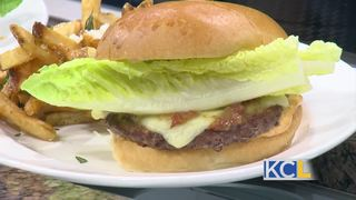 Celebrate Burger Week at Tavernonna