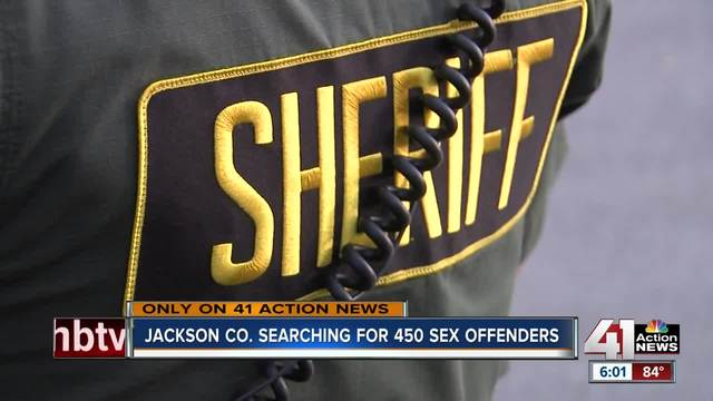 Jackson county missouri sexual offender list