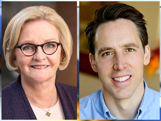 MO primary sets up McCaskill-Hawley clash